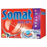 Моющее для посудомоечных машин Сомат - SOMAT 24 таблеток
