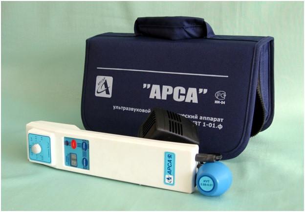 Аппарат Арса УЗТ-1.01.Ф ультразвуковой физиотерапевтический