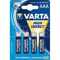 Батарейки Варта - Varta High Energy Micro 1.5V-LR03/AAA 4шт