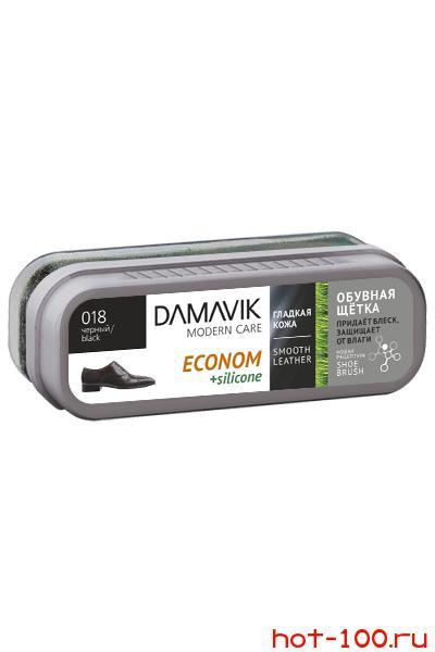 Губка для обуви Damavik эконом черный