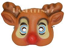 Карнавальная маска Олененок