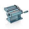 Оптом Marcato Design Atlas 150 Color Azzurro ручная тестораскаточная машинка - машинка для резки лапши и пасты