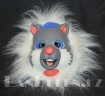 Карнавальная маска Серая белка
