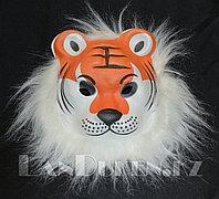 Карнавальная маска Тигр