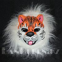 Карнавальная маска Тигрица