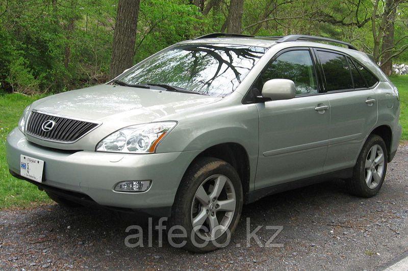 Защита картера и АКПП Lexus RX 330, 350 2003-