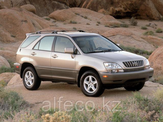 Защита картера и АКПП Lexus RX 300 1997-2003