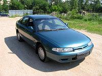 Защита картера и КПП Mazda 626 GF кроме 2,5D;  2,5V6 1999-