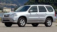 Защита картера и КПП MazdaTribute 3,0 2000-2004