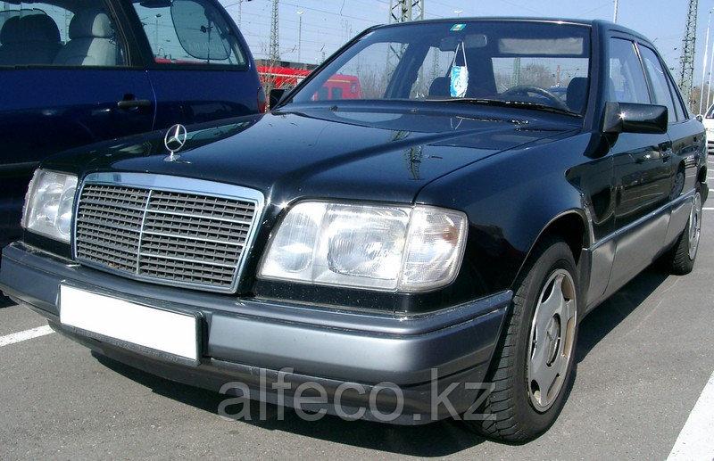 Защита картера и КПП Mercedes W124 1985-1996