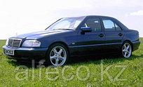 Защита картера и КПП Mercedes W202Е 1993-1997