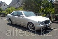 Защита картера и КПП Mercedes W210Е 1995-2001