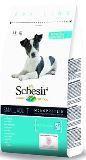 Schesir 800г Adult Small с белой рыбой сухой корм для собак мелких пород