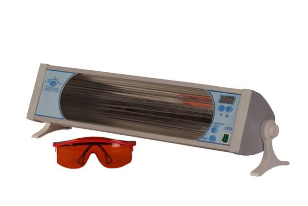 Облучатель ультрафиолетовый Солнышко-08 (ОУФб-08) с таймером