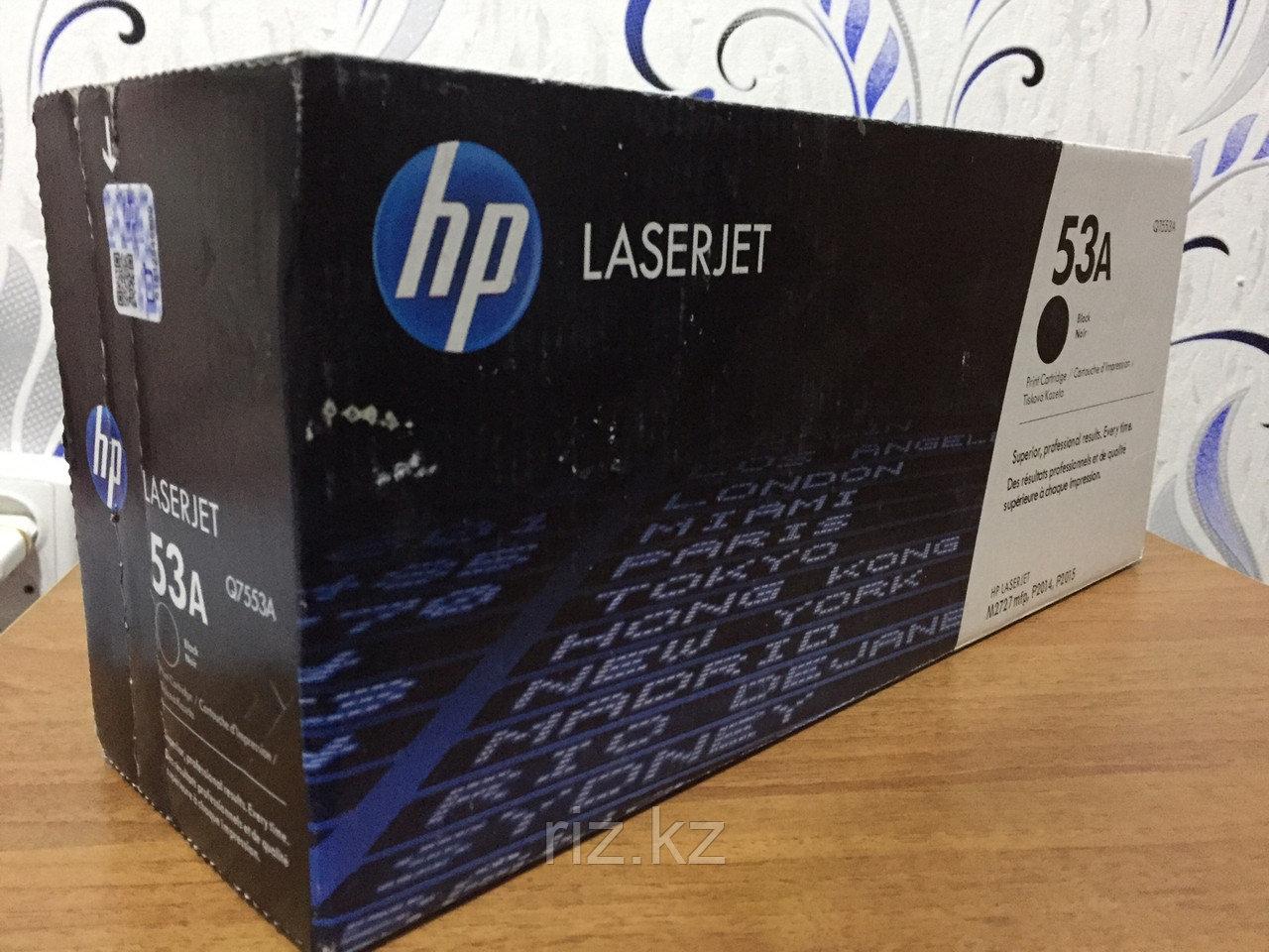 Картридж HP LaserJet 53A (оригинал)
