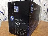 Картридж HP LaserJet 53A (оригинал), фото 2