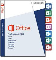 Офисное приложение, Microsoft, Office Professional 2013, 32/64 bit, Russian, Box
