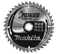 Диск Makita, для демонтажных работ 355*30*3 мм /24