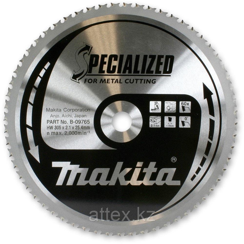 Диск Makita по стали 185*30*1,8 мм/56T, 0°, SMTCG