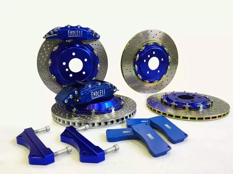 Тормозные системы Brembo, Project U, Endless AP braking. Высокоэффективные Тормозные колодки