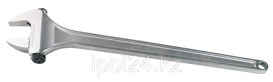 Разводной ключ IREGA NO.771/CP – 30 для тяжелых работ, раскрытие 78мм, длина 750мм