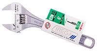 Разводной ключ IREGA 92XS 4, раскрытие 13мм
