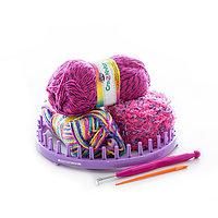 Набор для вязания Стильная Шапка -колпак