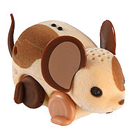 Интерактивная мышка Little Live Pets, бежево-коричневая, фото 1