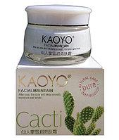 Увлажняющий крем Kaoyo,кактус