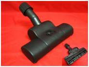 Турбо щетка для пылесоса  (пол/ковер, с колесами)