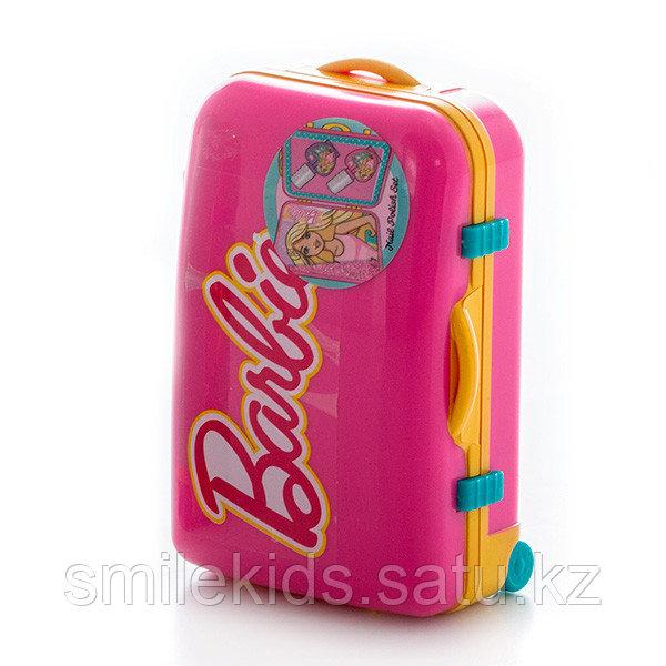 Barbie Набор детской декоративной косметики в чемоданчике