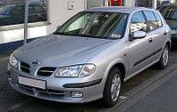 Защита картера и АКПП Nissan Almera N16 2000-2006