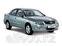 Защита картера и АКПП Nissan Almera classic 2006-
