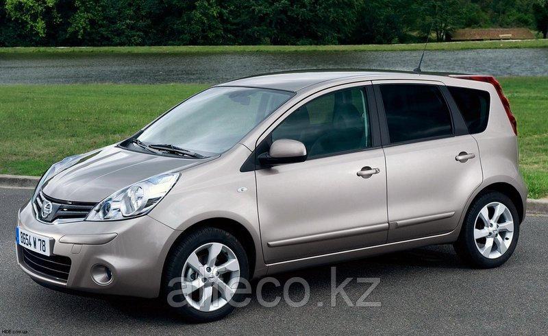Защита картера и АКПП Nissan Note 1,4 2005-