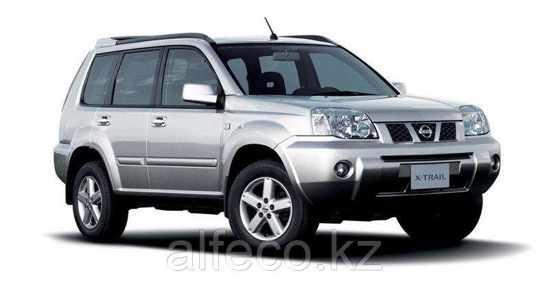 Защита топливного бака Nissan X-Trail(T31)/Nissan Qashqai (2 части)