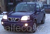 Защита картера и АКПП Nissan X-Trail (T30) all 2001-2007