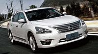 Защита картера и АКПП Nissan Teana L33 2014-