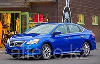 Защита картера и КПП Nissan Sentra B17/Nissan Tiida C11/Nissan Tiida C13
