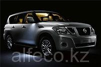 Защита радиатора, картера, КПП и РК Nissan Patrol all 2010-