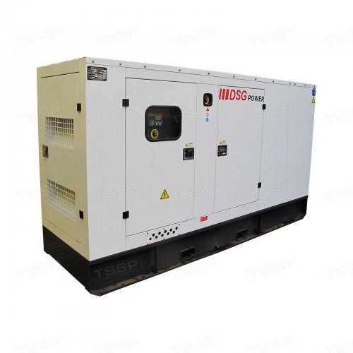 Дизельный генератор DSG POWER CD-180 S (144кВт)