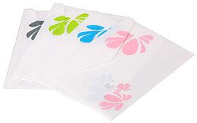 Папка с липучкой А4, пластик Shuter Fashionable