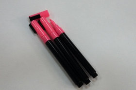 Маркер для  доски керамической, розовый, флюросц, , Data Zone