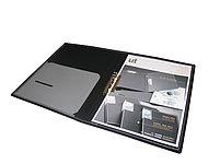 Папка с прижимным зажимом А4, 20мм, пластик Shuter, фото 2