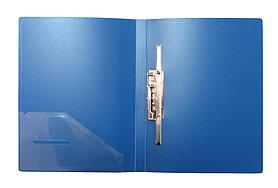 Папка с прижимным зажимом А4, 0.070мм, 20мм, пластик Foska