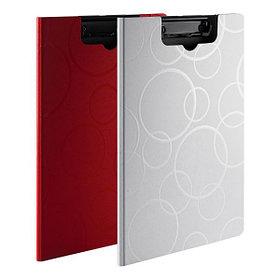 Папка-планшет А4, с верхним прижимом, пластик Shuter Elite