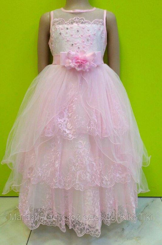 Бальные платья для девочек