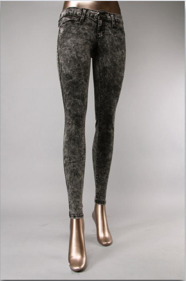 Молодежные джинсы O2 Denim 1020 (Грандиозная! Распродажа!)