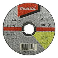 Отрезной диск по металлу Makita WA60T 125x1.2 мм