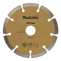 Сегментированный алмазный диск Makita 115 мм