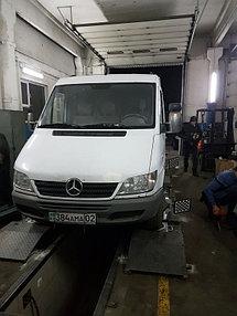 Комплектация оборудования для автосервиса мерседес спринтер в г.Алматы (их тел. 87757777782) 5